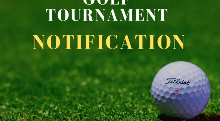 MHKC Golf Tournament