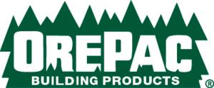 OrePac Green Sponsor logo