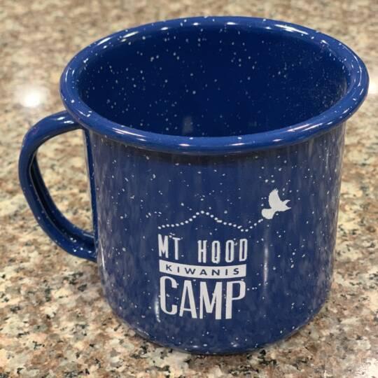 Kiwanis_Blue Camping Mug