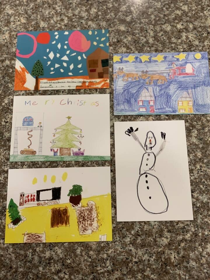 Kiwanis Christmas Cards