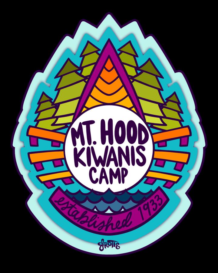 MHKC Diecut Sticker Design