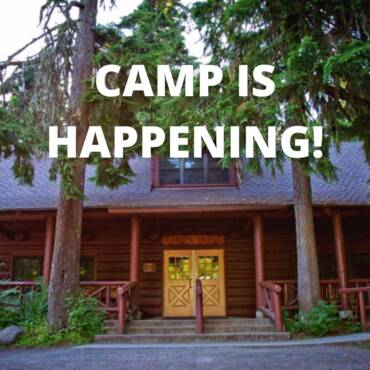 CAMP IS HAPPENING!