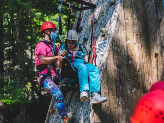 MHKC Adventure course