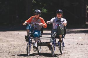 MHKC Camp Riding Bikes